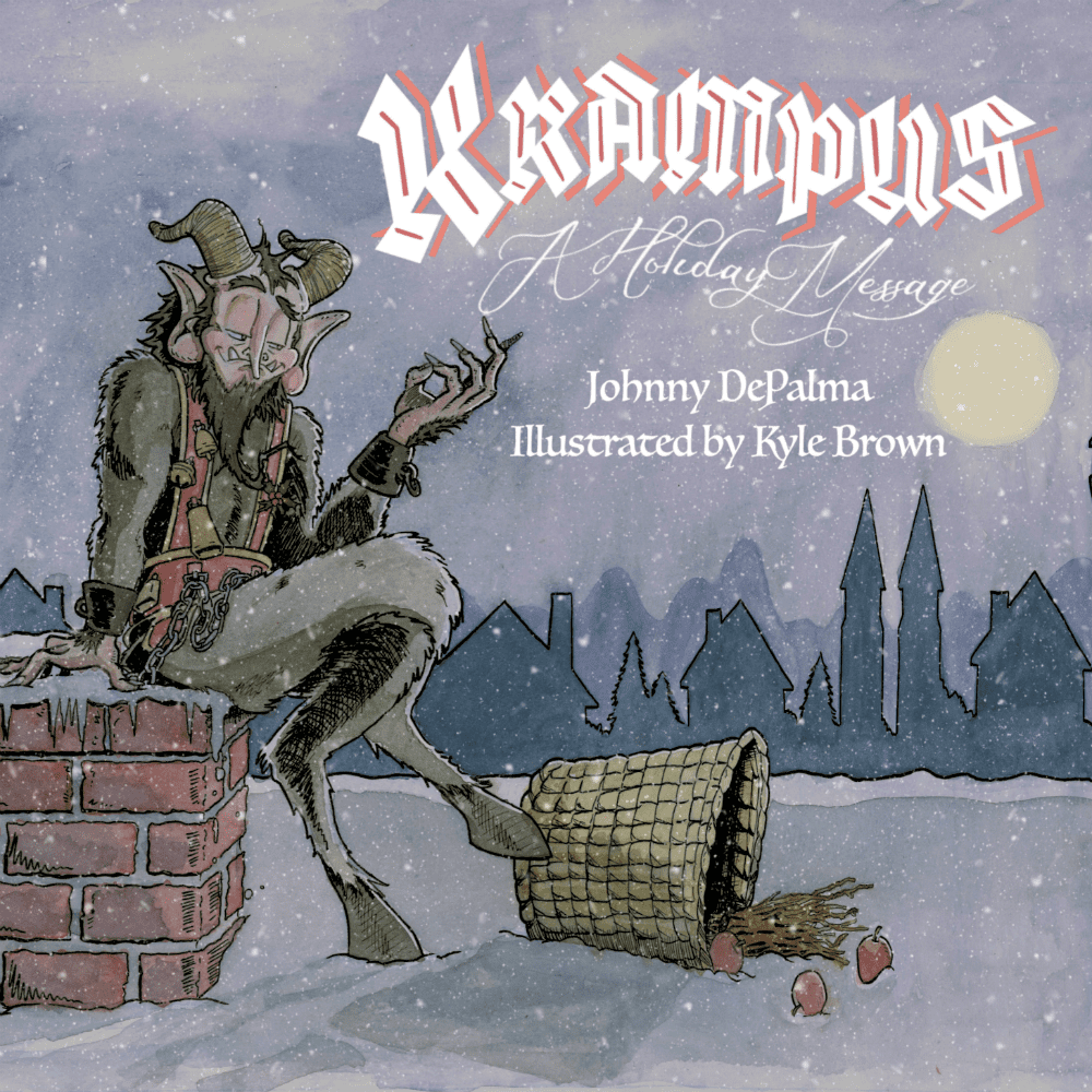 Krampus - A Holiday Message